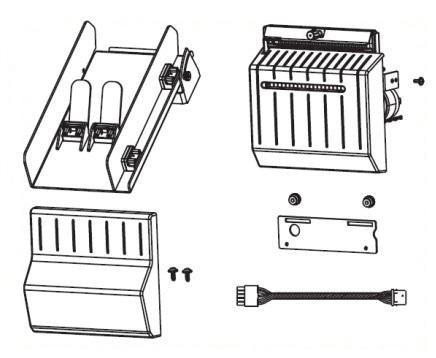 Zebra P1083320-118 W125652656 Kit Cutter Upgrade ZT610,