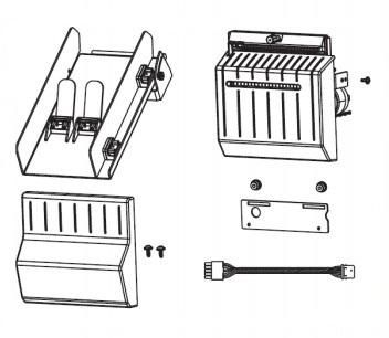 Zebra P1083320-119 W125652655 Kit Cutter Upgrade ZT620,