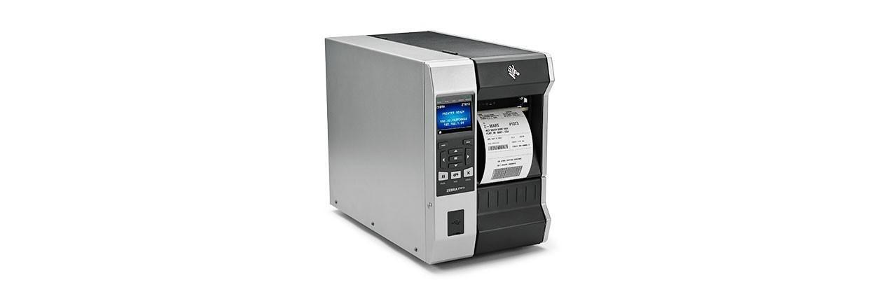 Zebra ZT61043-T0EC100Z TT Printer ZT610, 4, 300