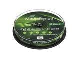 MediaRange MR453 DVD+R 4,7GB 16x SP10