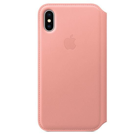 Apple MRGF2ZMA MRGF2ZM/A iPhone X Leather Folio -