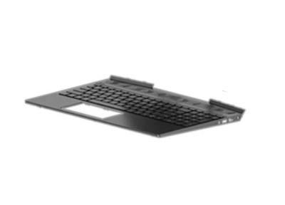 HP L57594-331 W125726730 Keyboard INTERNATIONAL