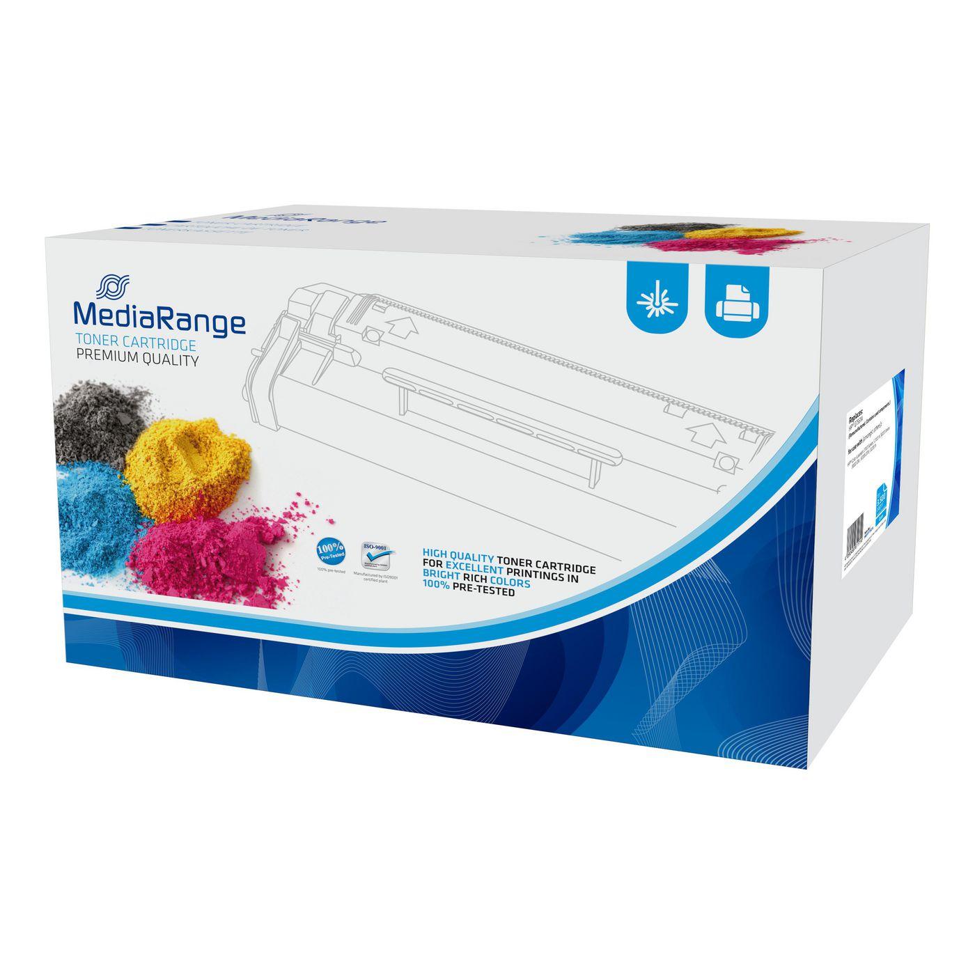 MediaRange MRHPT7561A Toner HP Q7561A comp.