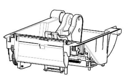 Zebra P1080383-433 W125652742 Kit, Print Mechanism 300dpi,