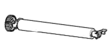 Zebra P1080383-414 W125652754 Kit, Platen Roller 300 dpi,