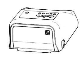 Zebra P1080383-238 W125652779 Kit, Cover Assembly for