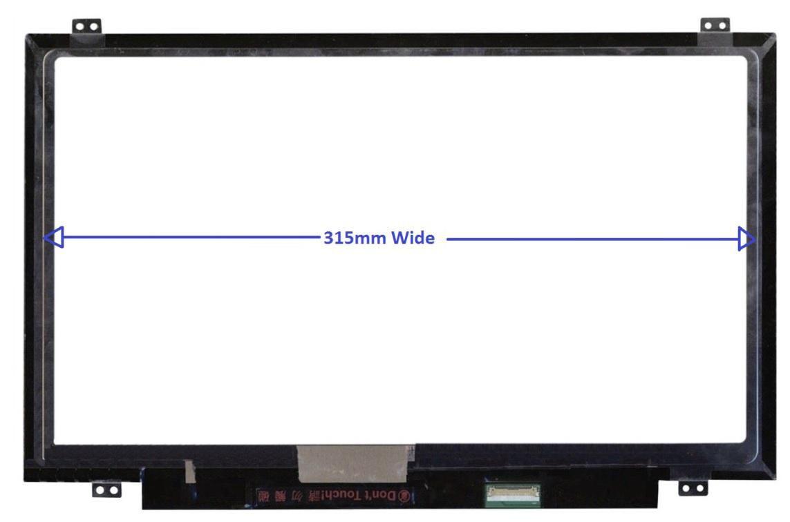CoreParts MSC140H30-249G 14,0 LCD HD Glossy