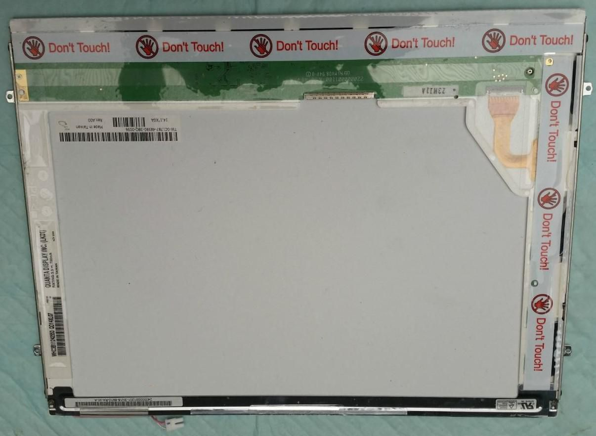 CoreParts MSC141K30-051G 14,1 LCD HD Glossy