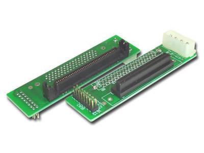 CoreParts MS80F68F SCA 80-Pin To SCSI 68-Pin