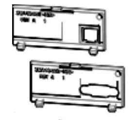 Zebra P1080383-020 W125652805 Kit, Rear Bezels for Serial,