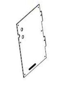 Zebra P1083347-013 W125652643 Kit Main Logic Board ZT510