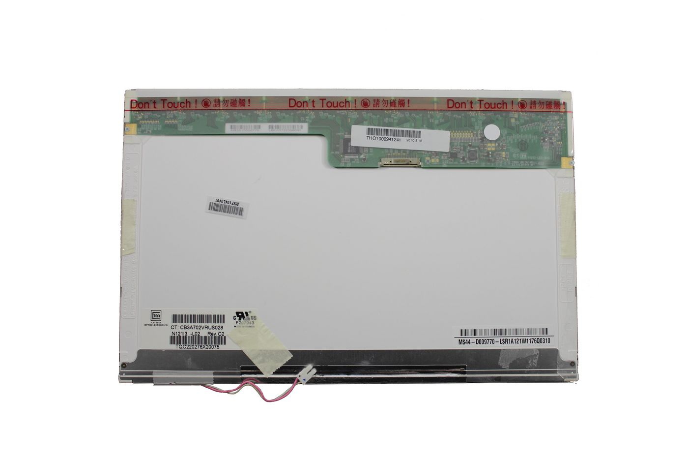 CoreParts MSC31072 12,1 LCD WXGA Glossy