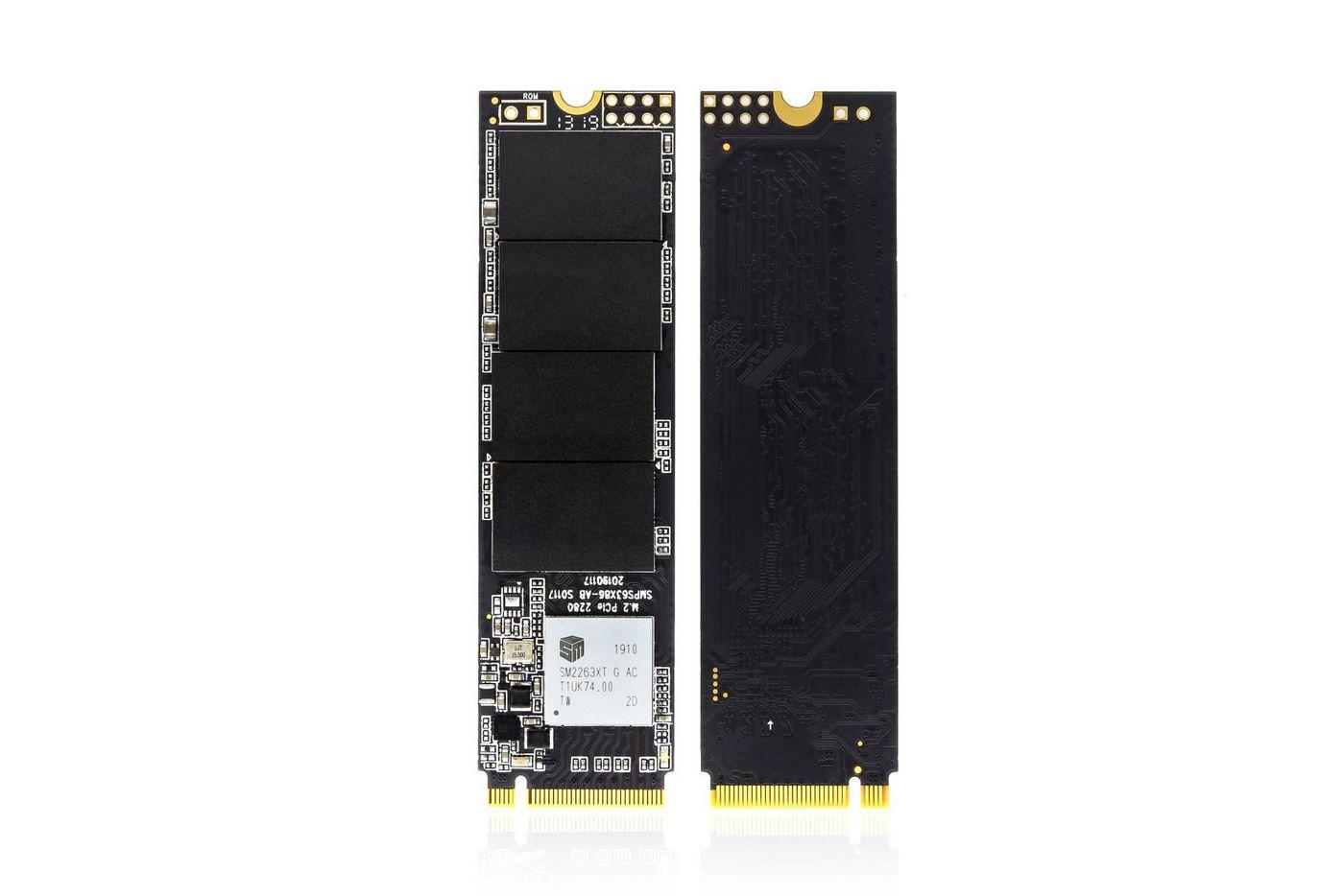 CoreParts MS-SSD-256GB-010 256GB M.2 2280 NVME 3D TLC SSD