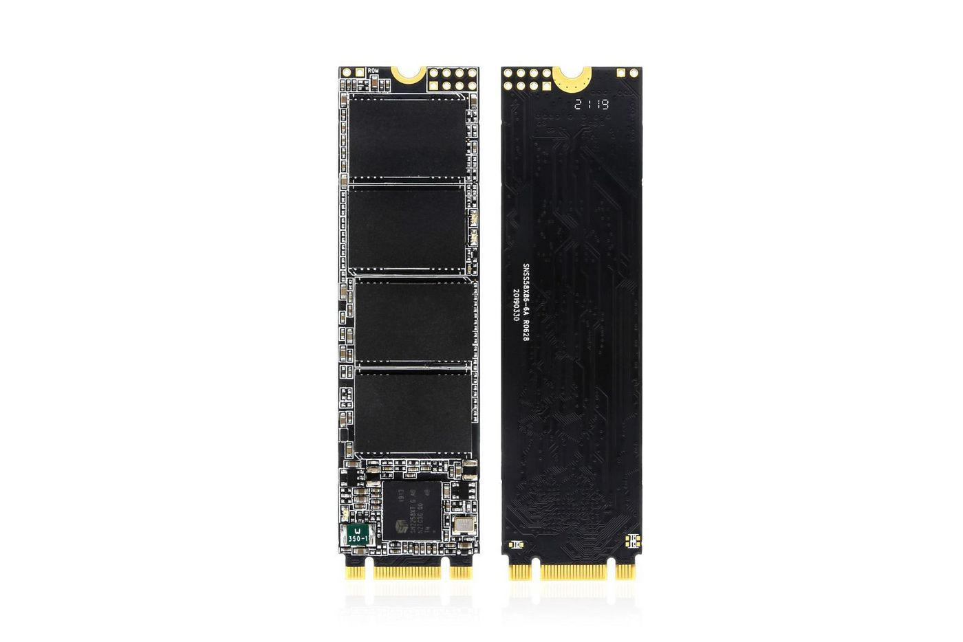 CoreParts MS-SSD-2TB-031 2TB M.2 SATAIII MLC, from -40