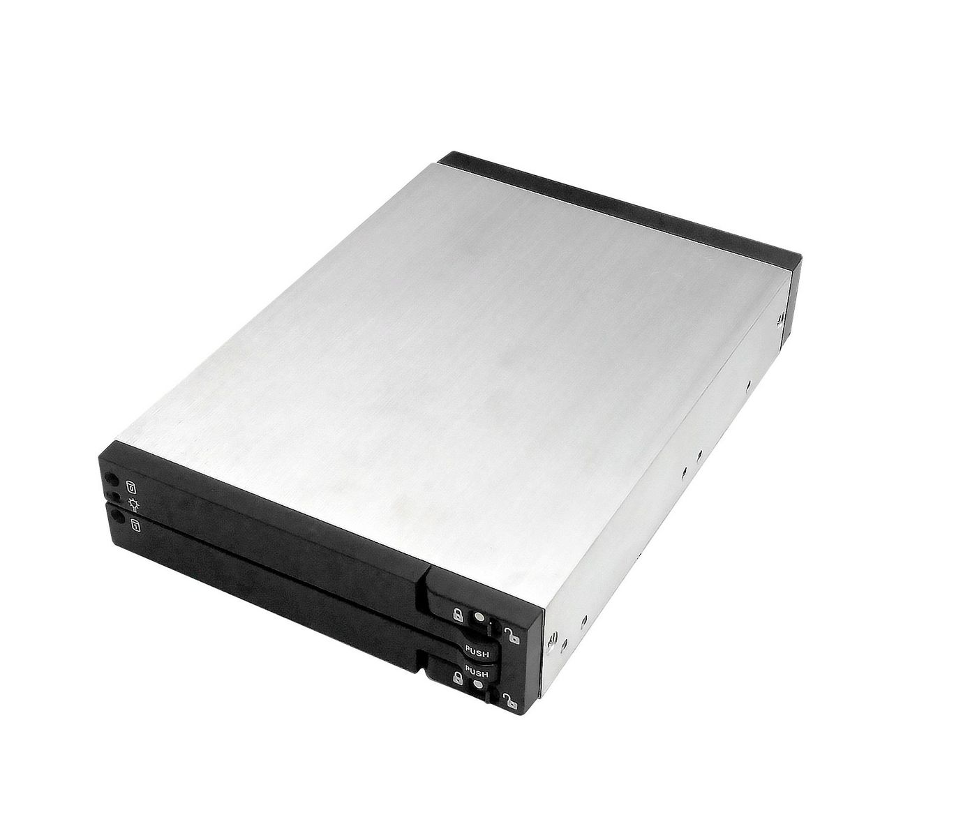 CoreParts MS-RS25DUAL MS-RS/25DUAL 2 x  2,5 to 3,5 SATA