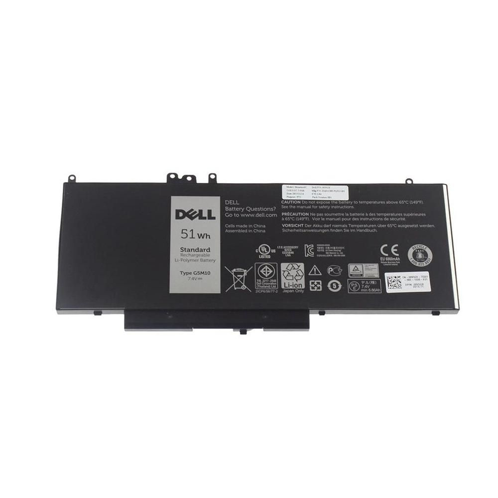 Dell YM3TC W125723619 Battery, 51WHR, 4 Cell,