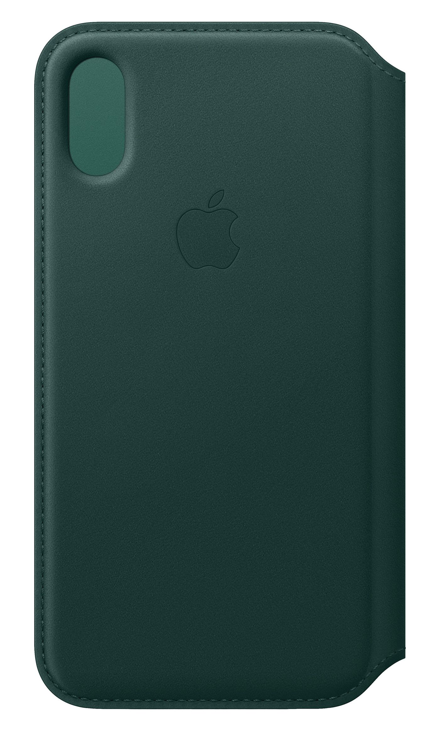 Apple MRWY2ZMA MRWY2ZM/A iPhone XS Leather Folio Forest