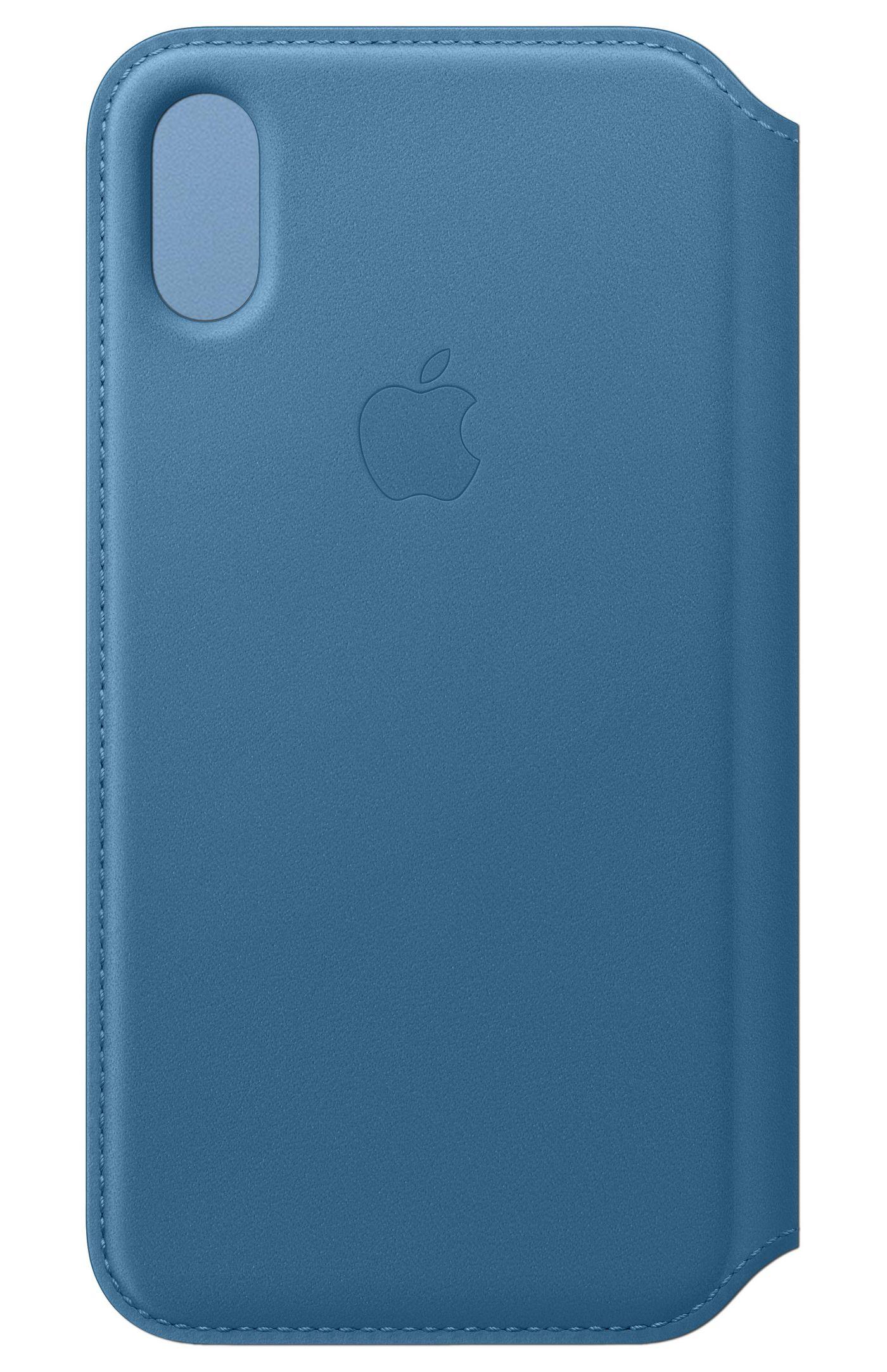Apple MRX02ZMA MRX02ZM/A iPhone XSleather Folio Cape