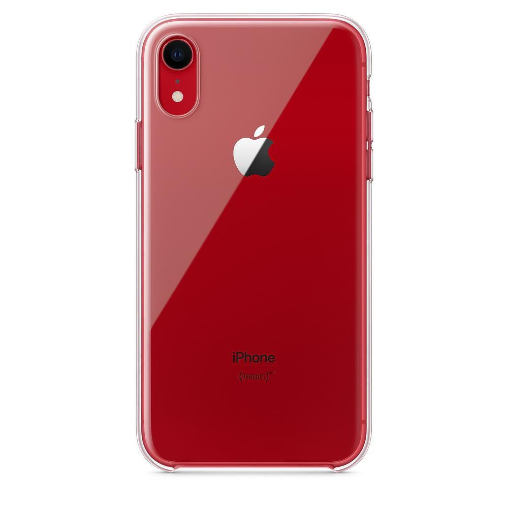 Apple MRW62ZMA MRW62ZM/A iPhone XR Clear Case