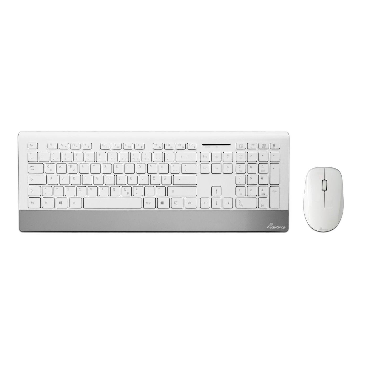 MediaRange MROS106 Tastatur Highline schnurlos