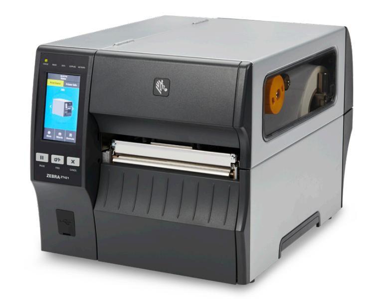 Zebra ZT42163-T0E00C0Z TT Printer ZT421 6, 300
