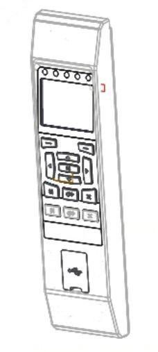 Zebra P1083320-001 W125652730 Kit Standard Control Panel