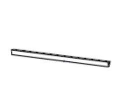 Zebra P1083320-078 W125652679 Kit PeelTear Bar ZT610,
