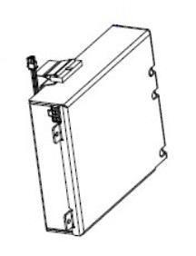 Zebra P1083320-043 W125652709 Kit Power Supply ZT600