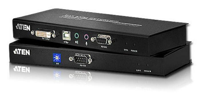 Aten USB-C Multiport Mini Dock Aten - climatika.lt