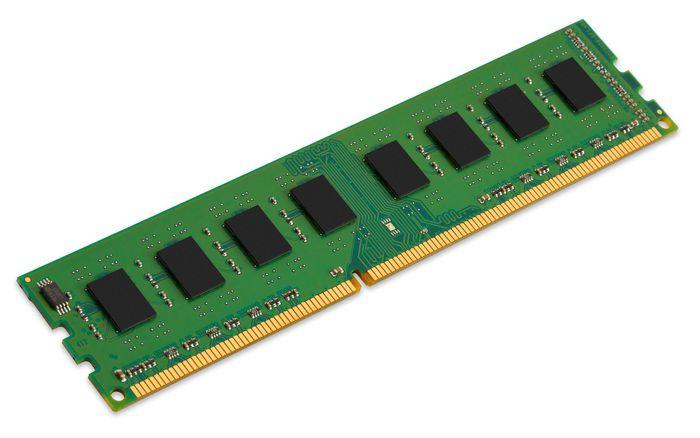 Kingston 4GB DDR3 MHz Non-ECC, CL9, V, Unbuffered, DIMM Module, KVR13N9S8/4 - EET